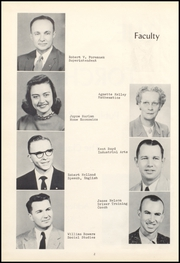 Page 6, 1957 Edition, Ackley High School - Torch Yearbook (Ackley, IA) online yearbook collection