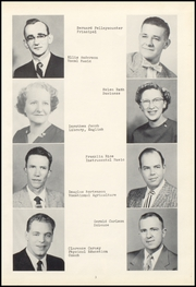 Page 7, 1957 Edition, Ackley High School - Torch Yearbook (Ackley, IA) online yearbook collection