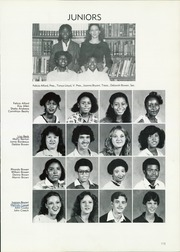 Acme Delco High School - Trojan Yearbook (Delco, NC) online yearbook collection, 1982 Edition, Page 117