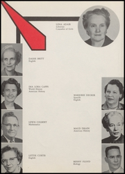 Page 12, 1958 Edition, Ada High School - Cougar Yearbook (Ada, OK) online yearbook collection