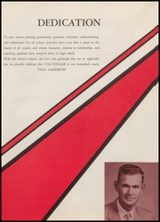Page 7, 1958 Edition, Ada High School - Cougar Yearbook (Ada, OK) online yearbook collection
