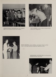 Page 11, 1963 Edition, Adams Central High School - Cen Trails Yearbook (Monroe, IN) online yearbook collection