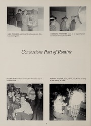 Page 12, 1963 Edition, Adams Central High School - Cen Trails Yearbook (Monroe, IN) online yearbook collection