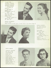 Page 15, 1955 Edition, Adams City High School - Eagle Yearbook (Commerce City, CO) online yearbook collection