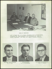 Page 6, 1955 Edition, Adams City High School - Eagle Yearbook (Commerce City, CO) online yearbook collection