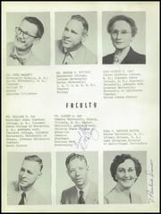 Page 8, 1955 Edition, Adams City High School - Eagle Yearbook (Commerce City, CO) online yearbook collection