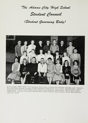 Page 12, 1960 Edition, Adams City High School - Eagle Yearbook (Commerce City, CO) online yearbook collection