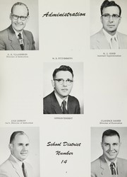 Page 8, 1960 Edition, Adams City High School - Eagle Yearbook (Commerce City, CO) online yearbook collection