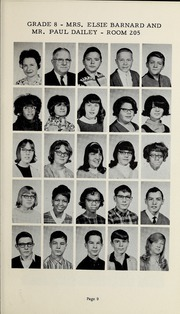 Page 11, 1966 Edition, Adams Elementary School - Adams Eagle Yearbook (Fort Wayne, IN) online yearbook collection