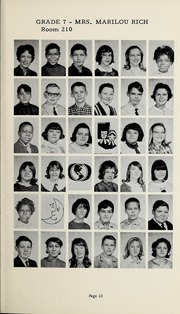 Page 15, 1966 Edition, Adams Elementary School - Adams Eagle Yearbook (Fort Wayne, IN) online yearbook collection