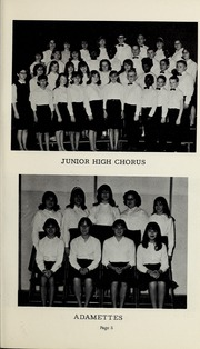 Page 7, 1966 Edition, Adams Elementary School - Adams Eagle Yearbook (Fort Wayne, IN) online yearbook collection