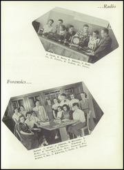 Adams Friendship High School - Sandbur Yearbook (Adams, WI) online yearbook collection, 1955 Edition, Page 39