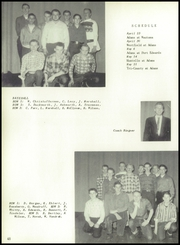 Adams Friendship High School - Sandbur Yearbook (Adams, WI) online yearbook collection, 1957 Edition, Page 52