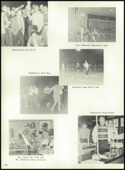 Adams Friendship High School - Sandbur Yearbook (Adams, WI) online yearbook collection, 1957 Edition, Page 54