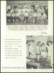 Adams Friendship High School - Sandbur Yearbook (Adams, WI) online yearbook collection, 1957 Edition, Page 59