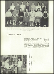 Adams Friendship High School - Sandbur Yearbook (Adams, WI) online yearbook collection, 1957 Edition, Page 60 of 72