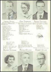 Adams High School - Argo Yearbook (Adams, MN) online yearbook collection, 1955 Edition, Page 19 of 68