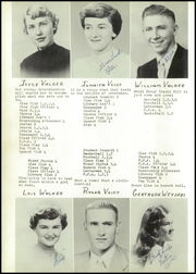 Adams High School - Argo Yearbook (Adams, MN) online yearbook collection, 1955 Edition, Page 20