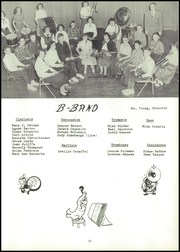 Adams High School - Argo Yearbook (Adams, MN) online yearbook collection, 1955 Edition, Page 39 of 68