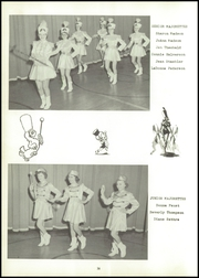 Adams High School - Argo Yearbook (Adams, MN) online yearbook collection, 1955 Edition, Page 40