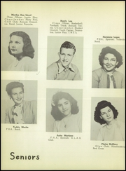 Adams High School - Coyote Yearbook (Alice, TX) online yearbook collection, 1947 Edition, Page 28 of 152