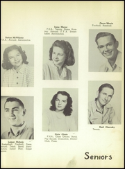 Adams High School - Coyote Yearbook (Alice, TX) online yearbook collection, 1947 Edition, Page 29