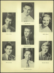 Adams High School - Coyote Yearbook (Alice, TX) online yearbook collection, 1952 Edition, Page 28