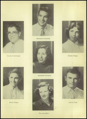 Adams High School - Coyote Yearbook (Alice, TX) online yearbook collection, 1952 Edition, Page 29 of 184