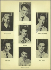 Adams High School - Coyote Yearbook (Alice, TX) online yearbook collection, 1952 Edition, Page 30