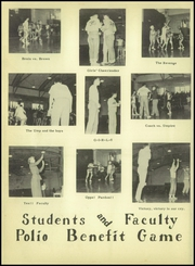 Adams High School - Coyote Yearbook (Alice, TX) online yearbook collection, 1952 Edition, Page 56