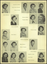 Adams High School - Coyote Yearbook (Alice, TX) online yearbook collection, 1952 Edition, Page 58