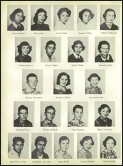 Adams High School - Coyote Yearbook (Alice, TX) online yearbook collection, 1953 Edition, Page 68
