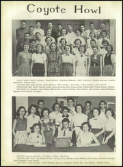 Adams High School - Coyote Yearbook (Alice, TX) online yearbook collection, 1953 Edition, Page 96 of 176