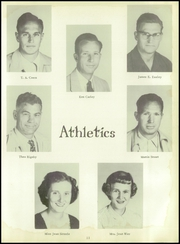 Page 15, 1954 Edition, Adams High School - Coyote Yearbook (Alice, TX) online yearbook collection