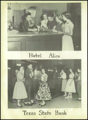 Adams High School - Coyote Yearbook (Alice, TX) online yearbook collection, 1954 Edition, Page 158