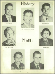 Page 16, 1954 Edition, Adams High School - Coyote Yearbook (Alice, TX) online yearbook collection