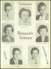 Page 17, 1954 Edition, Adams High School - Coyote Yearbook (Alice, TX) online yearbook collection