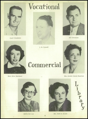 Adams High School - Coyote Yearbook (Alice, TX) online yearbook collection, 1954 Edition, Page 18