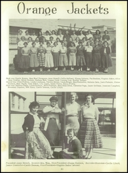 Adams High School - Coyote Yearbook (Alice, TX) online yearbook collection, 1954 Edition, Page 85 of 176