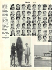 Adams Middle School - Ebb Tide Yearbook (Redondo Beach, CA) online yearbook collection, 1969 Edition, Page 16