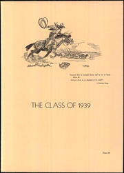 Adams State University - El Conquistador Yearbook (Alamosa, CO) online yearbook collection, 1937 Edition, Page 39