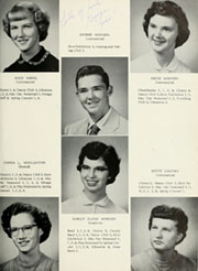 Adams Township High School - Mirage Yearbook (St Michael, PA) online yearbook collection, 1956 Edition, Page 31 of 80