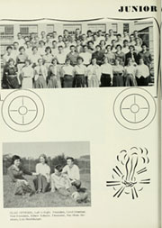 Adams Township High School - Mirage Yearbook (St Michael, PA) online yearbook collection, 1956 Edition, Page 34