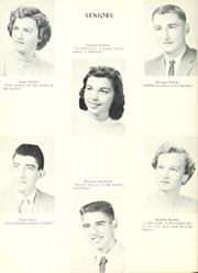 Page 16, 1958 Edition, Adams Township High School - Mirage Yearbook (St Michael, PA) online yearbook collection