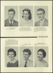 Adams Township High School - Mirage Yearbook (St Michael, PA) online yearbook collection, 1959 Edition, Page 31