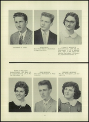 Adams Township High School - Mirage Yearbook (St Michael, PA) online yearbook collection, 1959 Edition, Page 32 of 80