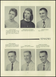 Adams Township High School - Mirage Yearbook (St Michael, PA) online yearbook collection, 1959 Edition, Page 33