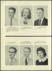 Adams Township High School - Mirage Yearbook (St Michael, PA) online yearbook collection, 1959 Edition, Page 34