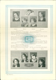 Adamson High School - Oak Yearbook (Dallas, TX) online yearbook collection, 1923 Edition, Page 38