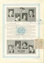 Adamson High School - Oak Yearbook (Dallas, TX) online yearbook collection, 1923 Edition, Page 41
